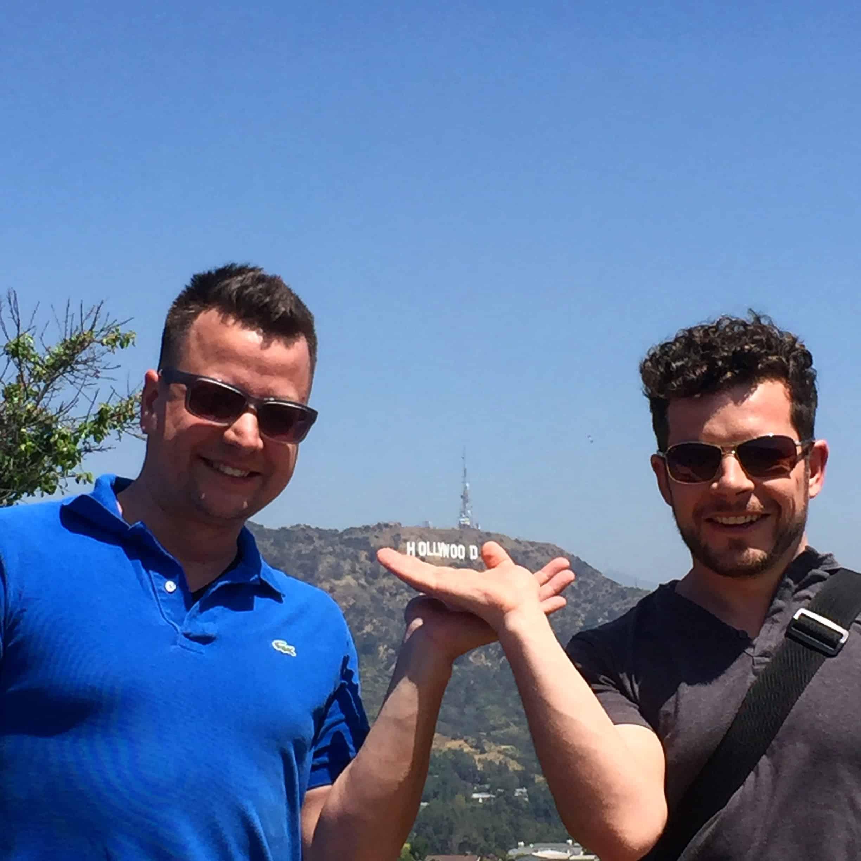 Cortex design team in Hollywood