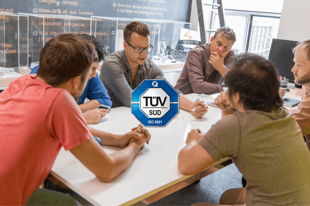 Cortex Design with TUV ISO Certification